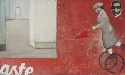 Ransome Stanley, MRS. ELLIOTT, 2012