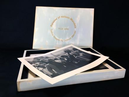 Box - Release of Nelson Mandela