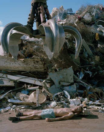 Gordon Clark, Recycle, 2013