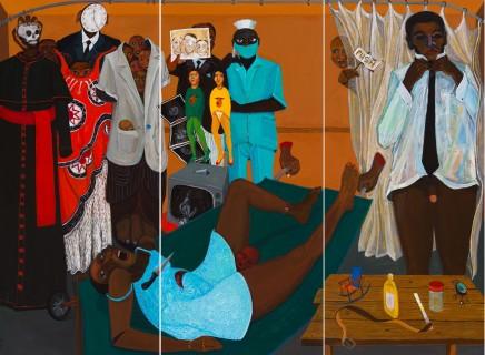 Richard Mudariki, THE THEATRE, 2017