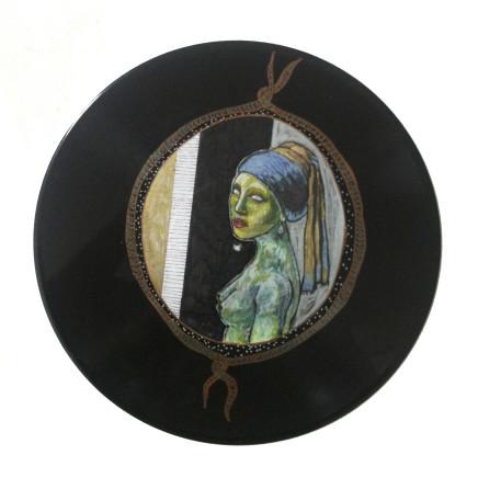 Manuela Sambo Luanda 1, 2014 Sold