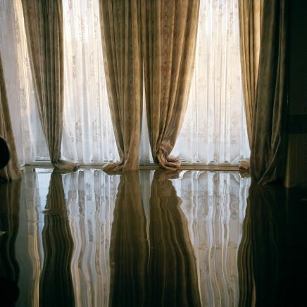 Gideon Mendel, THE HOME OF JOHN JACKSON, 2007