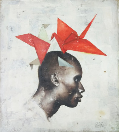 Ransome Stanley, ORIGAMI I, 2019