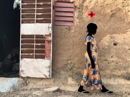 Saïdou Dicko, LE GRENIER DE SUISSE, 2019