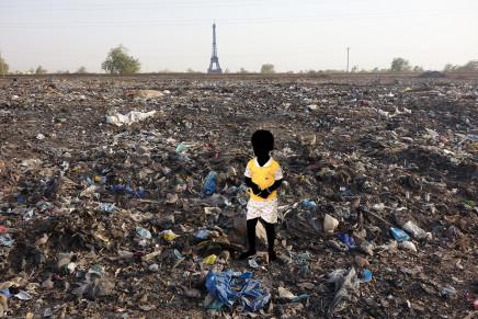 Saïdou Dicko, LACOSTE PARIS CHAMPS DE MARS, 2018