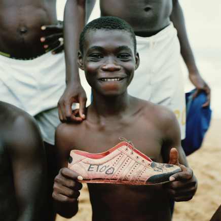 Jessica Hilltout, MENSAH DOSSEH. Abidjan, Ivory Coast, 2010