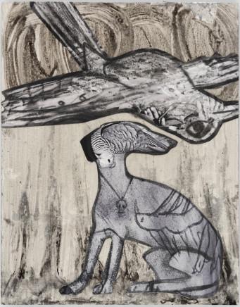 Hans Lemmen, BIRD UPSIDE-DOWN