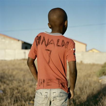 Jessica Hilltout, OWDA, CAPE TOWN STARS. Khayelitsha, South Africa., 2010