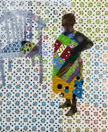 Raphael Adjetey Adjei Mayne, JOURNEY, 2017