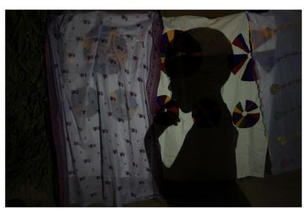Saïdou Dicko, LE DOIGT DANS LA BOUCHE, 2014