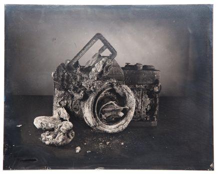Gideon Mendel Camera, 2019 120,00 €