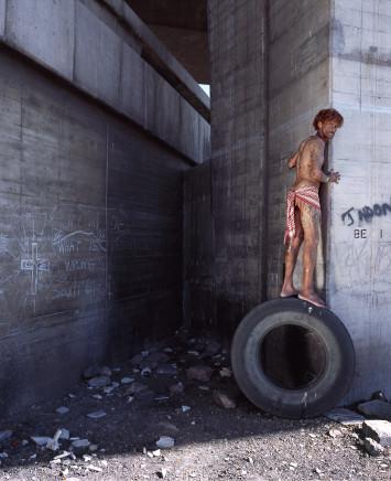 Gordon Clark, Life under the Bridge, 2013