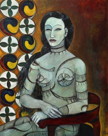 Manuela Sambo, J.A.D. (nach Leonardo da Vinci), 2013