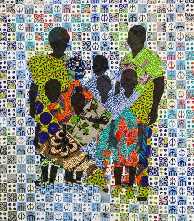 Raphael Adjetey Adjei Mayne, THAT MOMENT, 2018