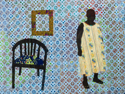 Raphael Adjetey Mayne, AWAY FROM HOME, 2018