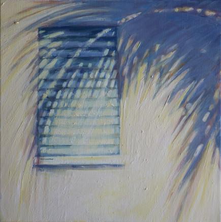 Hannah Davies, Palm Shadows I