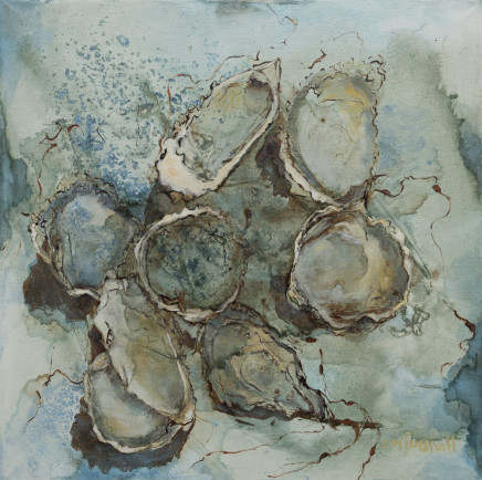 Catherine Forshall, Native Oysters II