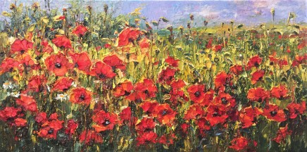 Lana Okiro, Summer Poppies
