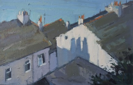 Gary Long, St Ives Rooftops