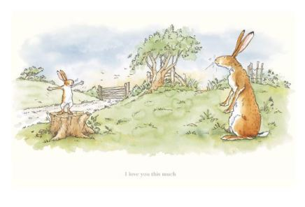 Anita Jeram, I Love you this much