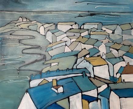 Angela Annesley, Porthmeor to Pendinas, St Ives