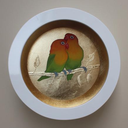 Sally-Ann Johns, A Pair of Love Birds