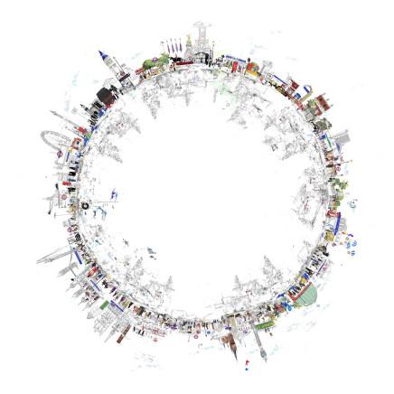 Laura Jordan, Circle Line