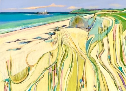 Lesley Munro, St Ives Bay