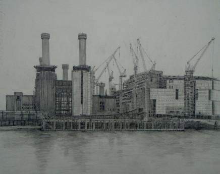 Melanie Bellis, Battersea Power Station
