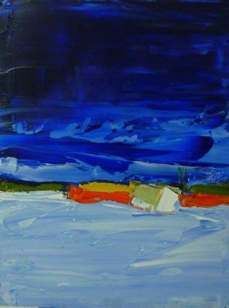Penny Rees, Stormy Sky