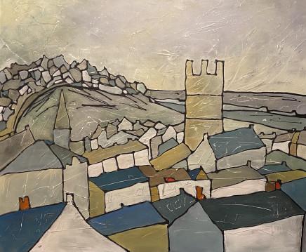 Angela Annesley, Winter Solstice, St Ives