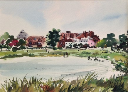 Kevin Williams, Rushmere Pond, Summer