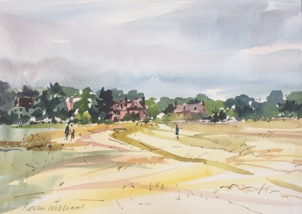 Kevin Williams, Summer on Wimbledon Common