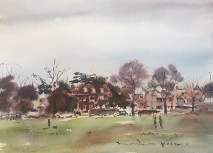 Kevin Williams, Winter on Wimbledon Common