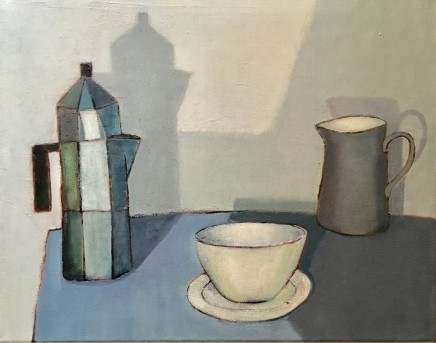Nigel Sharman, Cafe au Lait
