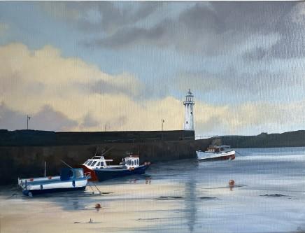 Dawn Reader, Harbour Lights I
