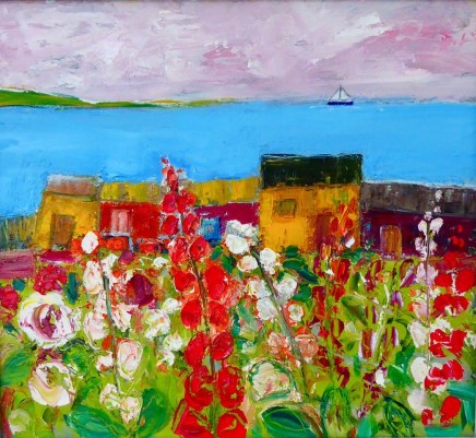 Penny Rees, Pink Sky