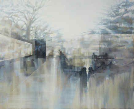 Hannah Davies, Time to reflect , 2020