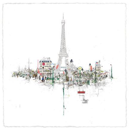 Laura Jordan, A View of Paris