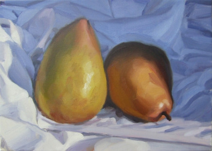 Andrew B Holmes, A Couple of Pears