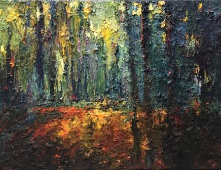 Lana Okiro, Forest
