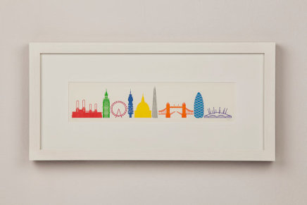 Emma Lee Cheng, London Landmarks
