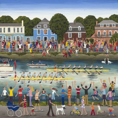Louise Braithwaite, The Boat Race