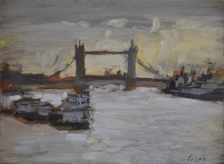 Richard Colson, Pool of London