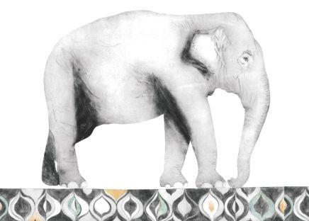 Beatrice Forshall, Indian Elephant