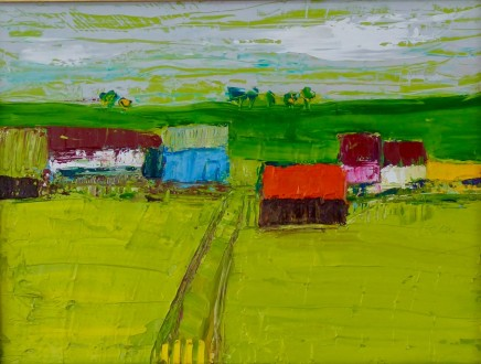 Penny Rees, Old Farm Buildings