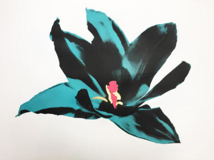 Anne Gournay, Just Because I Like Them so Much, Light Blue