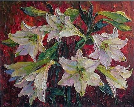 Lana Okiro, White Lillies