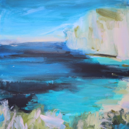 Jane Askey, Greek Island Blue Bay