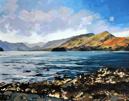 Colin Cook, Across Derwent Water to Cat Bells